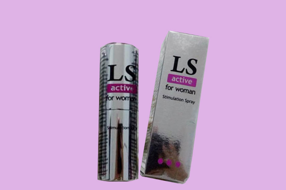 LS Active for Women có tác dụng gì?