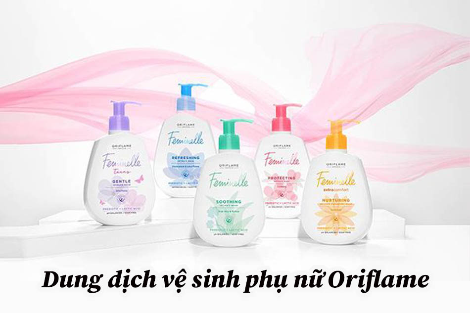 Dung dịch vệ sinh phụ nữ Oriflame