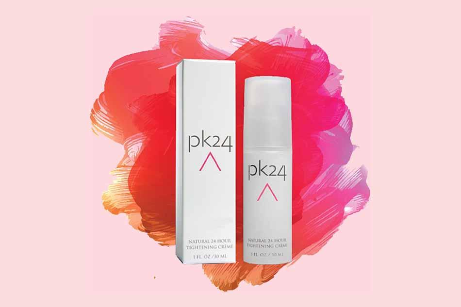pk24 Gel – gel làm hồng vùng kín của Mỹ
